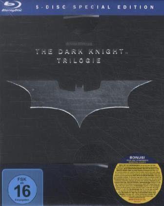 36400453z The Dark Knight Trilogy Blu ray Box nur 29,99€ zum Vorbestellen