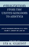 Emigration from the United Kingdom to America V17