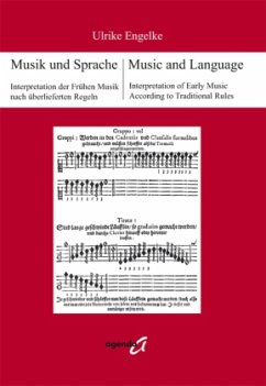 Musik und Sprache. Music and Language