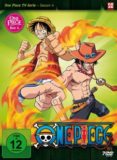 One Piece - Die TV Serie - Box Vol. 4 (7 Discs)