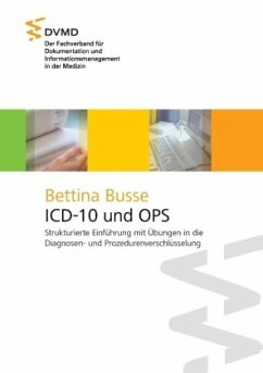 ICD-10 und OPS - Busse, Bettina