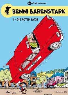 Die Roten Taxis / Benni Bärenstark Bd.1 - Peyo