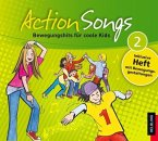 Action Songs 2, Audio-CD
