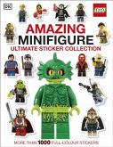 LEGO (R) Amazing Minifigure Ultimate Sticker Collection
