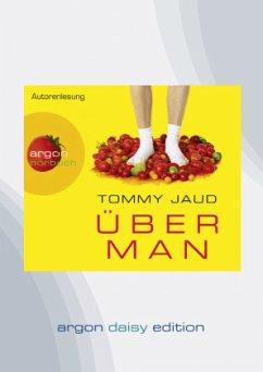 Überman, 1 MP3-CD (DAISY Edition)
