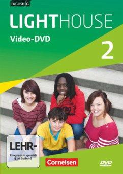 English G Lighthouse - Allgemeine Ausgabe: 6. Schuljahr, Video-DVD