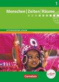 Menschen Zeiten Räume 5./6. Schuljahr. Schülerbuch. Arbeitsbuch für Gesellschaftslehre. Differenzierende Ausgabe Nordrhein-Westfalen