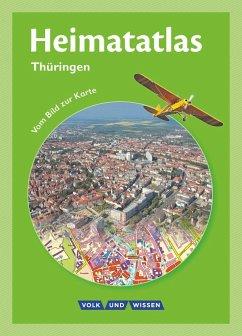 Heimatatlas für die Grundschule Thüringen