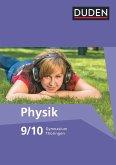 Duden Physik Neubearbeitung. 9./10. Schuljahr - Schülerbuch. Gymnasium Thüringen