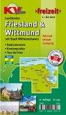 KVplan Freizeit Friesland - Wittmund und Wilhelmshaven