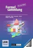 Formelsammlung mit App bis zum Abitur - Mathematik - Physik - Chemie - Biologie - Informatik