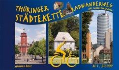 Thüringer Städtekette Radwanderweg - Weisheit, Gabi