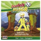 Spiel mir das Lied vom Tor! / Teufelskicker Hörspiel Bd.40 (1 Audio-CD)