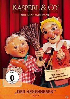Kasperl & Co. - Folge 2, Der Hexenbesen