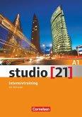 studio 21 Grundstufe A1: Gesamtband. Intensivtraining mit Audio-CD