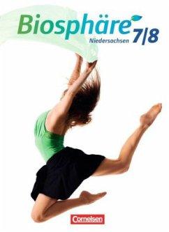 7./8. Schuljahr, Schülerbuch / Biosphäre Sekundarstufe I, Niedersachsen G8