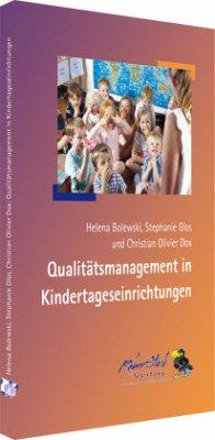 Qualitätsmanagement in Kindertageseinrichtungen
