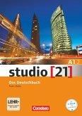 studio 21 Grundstufe A1: Teilband 2. Kurs- und Übungsbuch mit DVD-ROM