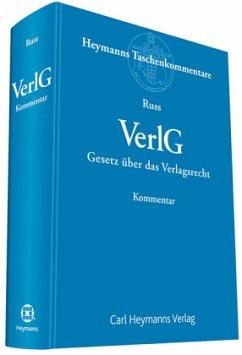 VerlG Gesetz über das Verlagsrecht - Russ, Christian