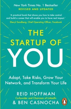 The Start-up of You - Casnocha, Ben; Hoffman, Reid