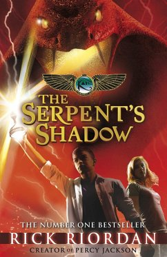 The Kane Chronicles: The Serpent´s Shadow