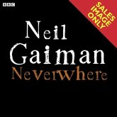 Neverwhere, 4 Audio-CDs