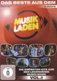 Das Beste aus dem Musikladen Vol. 1