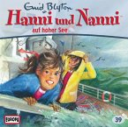 Hanni und Nanni auf hoher See / Hanni und Nanni Bd.39 (1 Audio-CD)
