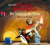 Der Schatz in der Höhle / Carlos, Knirps & Co Bd.2 (MP3-Download)