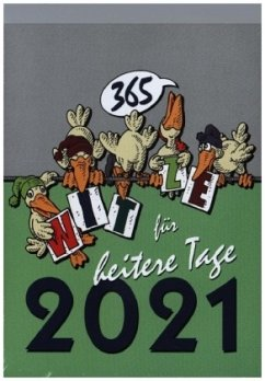 365 Witze für heitere Tage, Abreißkalender (Nr....