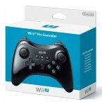 Wii U Pro Controller (Schwarz)
