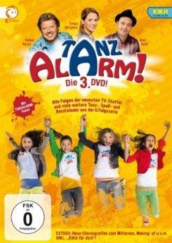Ki.Ka Tanzalarm - Die 3. DVD