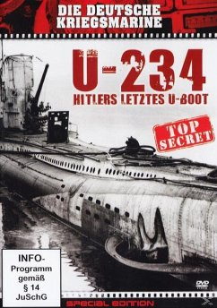 U-234 - Hitlers letztes U-Boot Special Edition