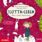 Alles voller Kaninchen / Mein Lotta-Leben Bd.1 (CD)