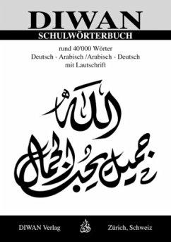 Schulwörterbuch Deutsch-Arabisch / Arabisch-Deutsch (mit Lautschrift)