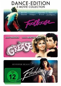 Dance-Edition: 3-Movie-Collection (3 Discs)