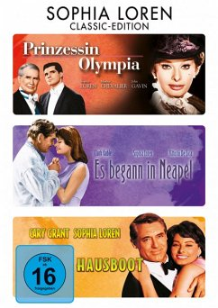 Sophia Loren - Classic Edition (3 Discs)