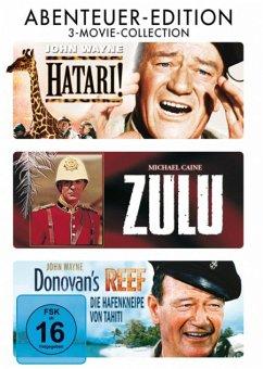 Hatari / Zulu / Hafenkneipe von Tahiti - Elizabeth Anne Allen,Stanley Baker,Jack Hawkins