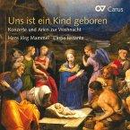 Uns Ist Ein Kind Geboren-Konzerte Und Arien Zur W