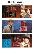 John Wayne Classic Edition Box DVD-Box