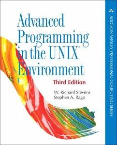 Advanced Programming in the UNIX Environment - Stevens, W. Richard; Rago, Stephen A.