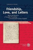 Friendship, Love, and Letters