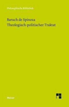 Theologisch-politischer Traktat / Sämtliche Wer...