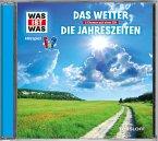 Das Wetter / Die Jahreszeiten, 1 Audio-CD