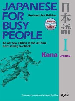 Japanese For Busy People 1: Kana Version - For Japanese Language Teaching, Association