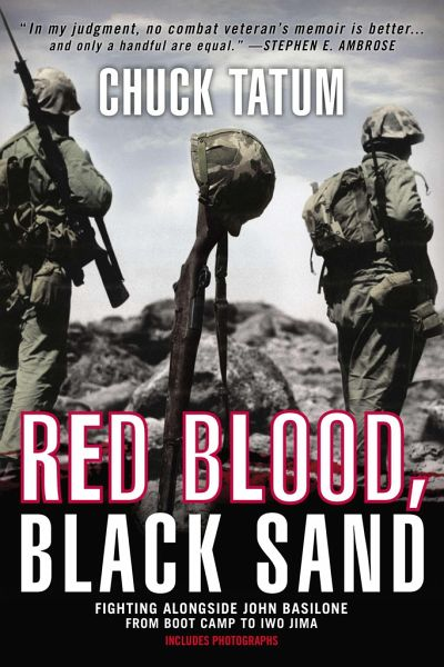 iwo jima red blood black sand essay Iwo jima american planners did not appreciate the size of the garrison  red  blood black sand: fighting alongside john basilone from boot.