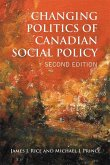 Changing Politics of Canadian Social Policy
