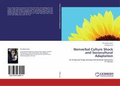 Nonverbal Culture Shock and Sociocultural Adaptation - Chen, Yin-Chien; Lai, Cheng-Ji