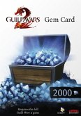 Guild Wars 2 Gem Card 2000