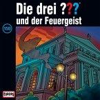 Die drei Fragezeichen und der Feuergeist / Die drei Fragezeichen - Hörbuch Bd.158 (1 Audio-CD)